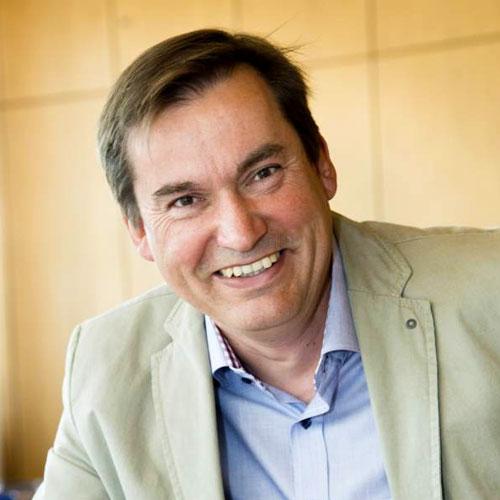 Bürgermeister Hubert Fischer